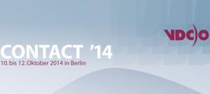 VDCO Contact`14 @ Beuth Hochschule für Technik Berlin | Berlin | Berlin | Deutschland