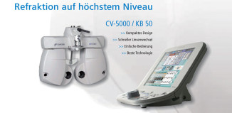 TOPCON CV-5000