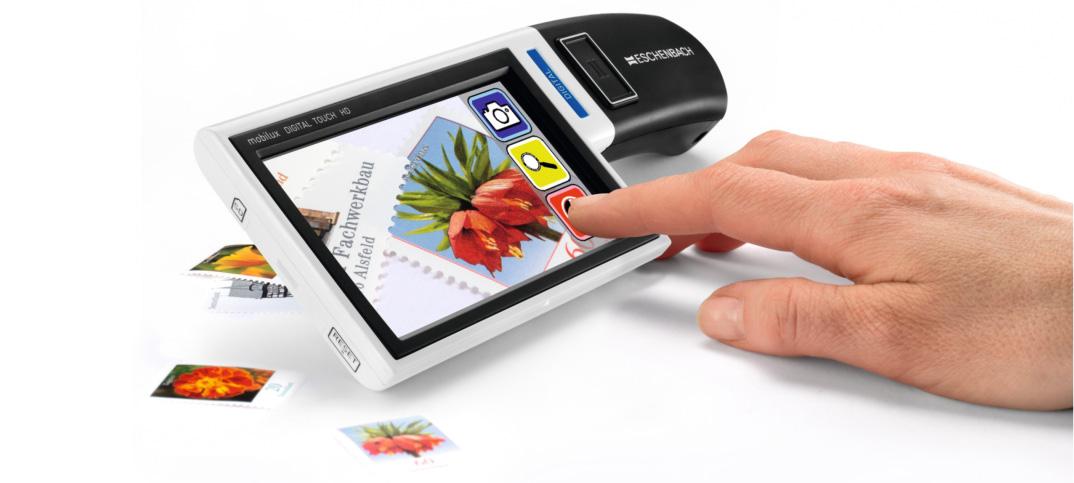 2014 Eschenbach mobilux DIGITAL Touch HD