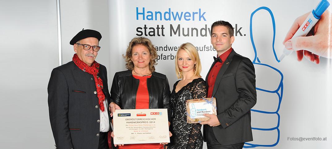 Pomberger Handwerkspreis