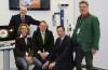 opti 2015: Günther Derx, Susanne Eulert, Carsten Passiel, Harald Belyus und Bernhard Steiner