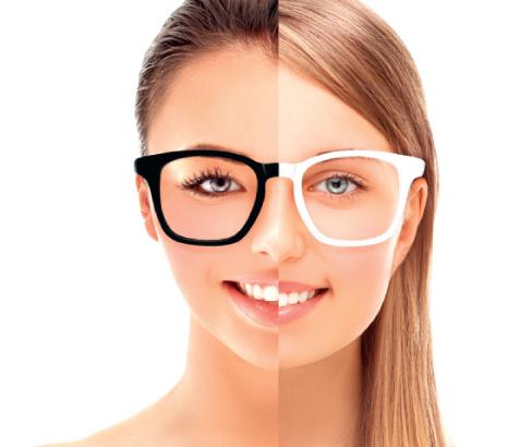 Mehrbrillenverkauf