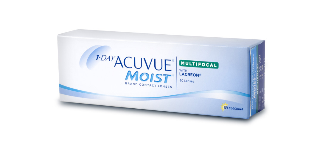 1•DAY ACUVUE® MOIST MULTIFOCAL