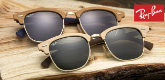 Ray Ban Wooden Clubmaster