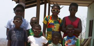 Brillenprojekt Sambia