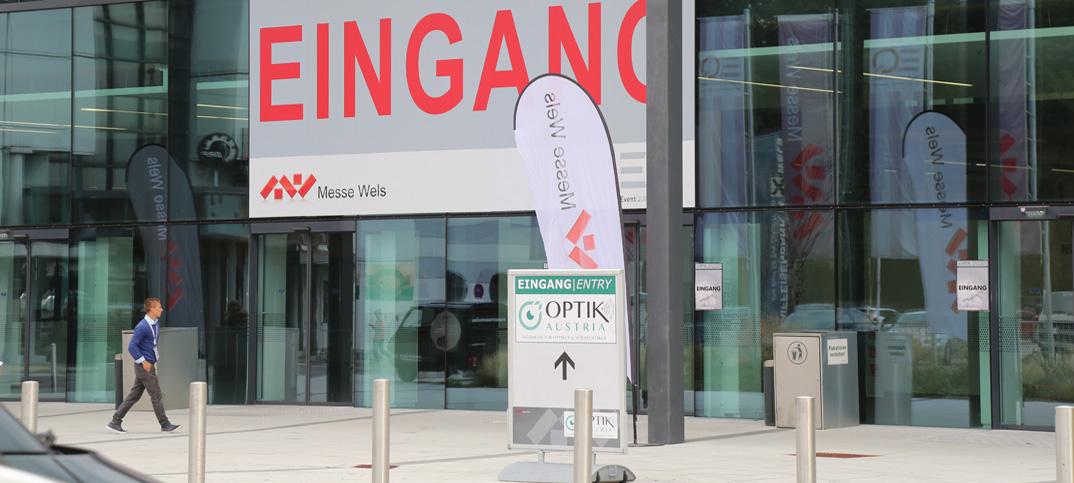 Optik Austria - Messe Wels
