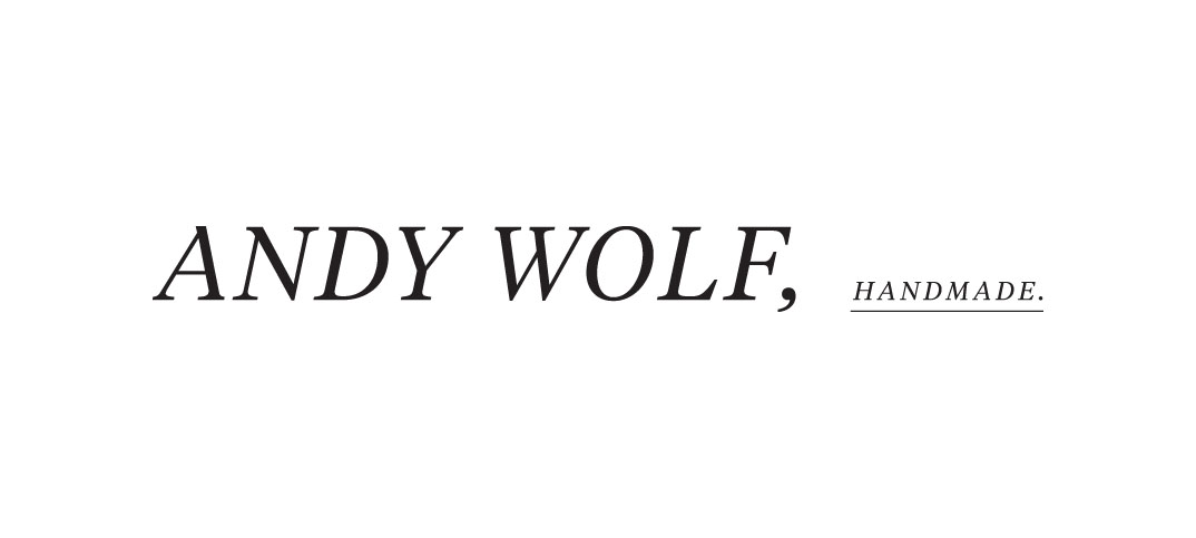 Andy Wolf Handmade