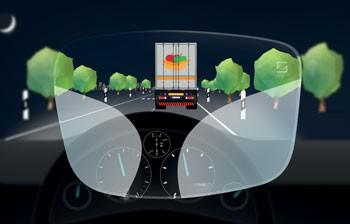 Zeiss DriveSafe Progressionsbereiche