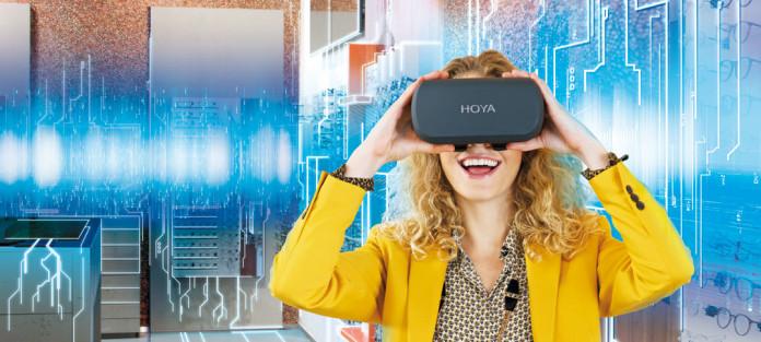 Hoya Vision Simulator