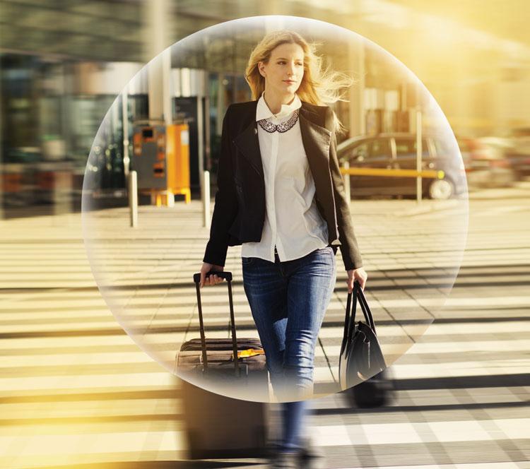 Cooper Vision Flughafen