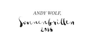 Andy Wolf Sonnenbrillen 2016