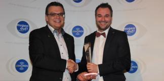 Michael Kofler von Emmerich gewinnt OPTICON Preis
