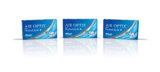 ALCON AIR OPTIX HydraGlyde