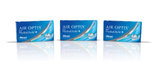ALCON AIR OPTIX HydraGlyde