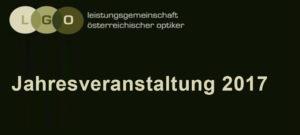 LGO Jahrestagung 2017 @ Ebner's Wohlfühlhotel Gasthof Hintersee***Plus | Hintersee | Salzburg | Österreich