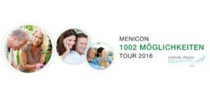 Menicon Multifokal Tour 2016 @ Hotel Kaiserwasser | Wien | Wien | Österreich
