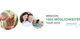 Menicon Tour 2016