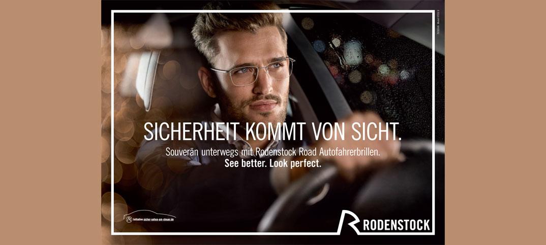 Autofahrerbrille RODENSTOCK ROAD – Sicherheit kommt von Sicht ...