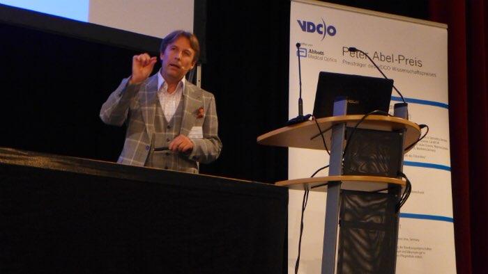 OCT in der optometrischen Praxis versus sehen, Walter Gutstein, VDCO