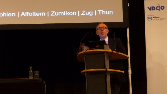 VDCO Makulopathien: Einteilung, Diagnostik und Therapie Prof. Dr. Heinrich Gerding