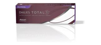 Alcon lanciert neue Multifokallinse: DAILIES TOTAL 1 Multifocal