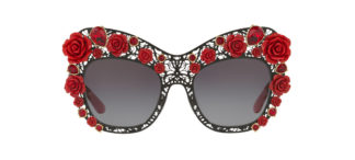 Dolce&Gabbana Brillenkollektion Flowers Lace