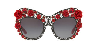 Dolce&Gabbana Brillenkollektion Flowers Lace