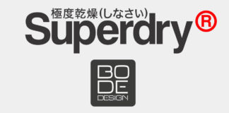 Superdry BODE Design Logo