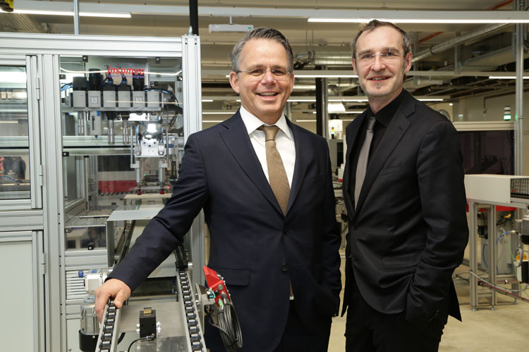 Jan Rosenberg und Thomas Windischbauer
