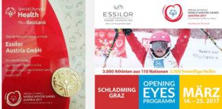 Essilor Special Olympics