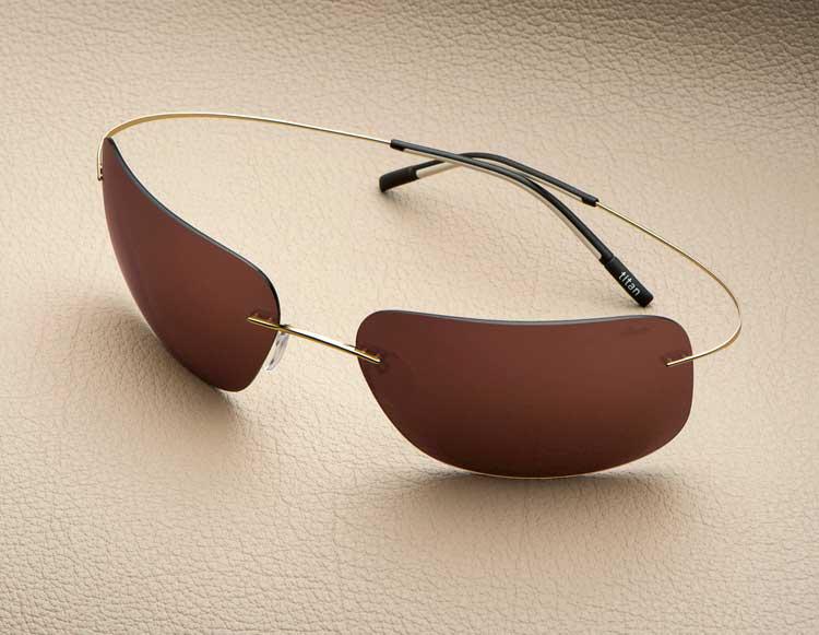 Silhouette Titan Minimal Art. Ultra Thin