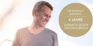 Markus T Garantieverlängerung