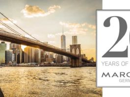 Marchon 20 Jahre
