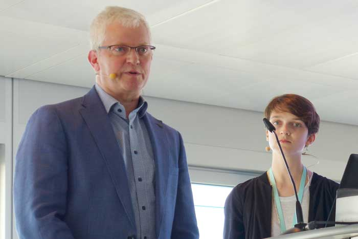 Christoph von Handorff und Luise Schmid