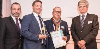 Pomberger Moderne Betriebsführung Auszeichnung