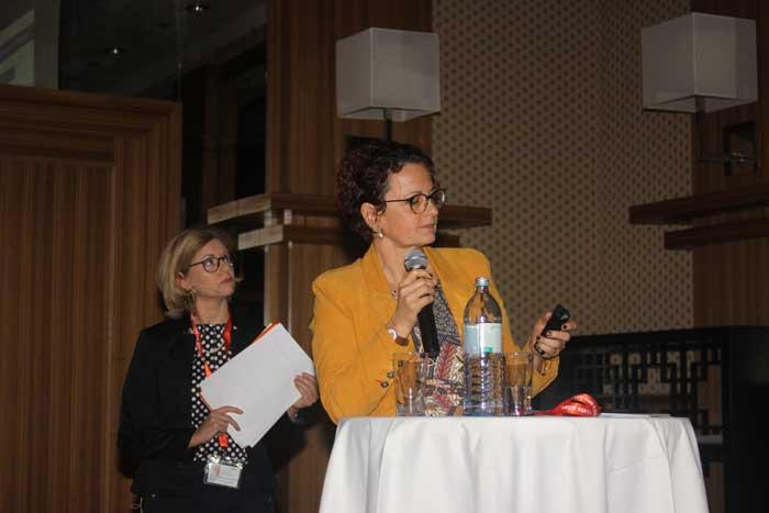 Michaela Sieger und Doris Martius-Nusser