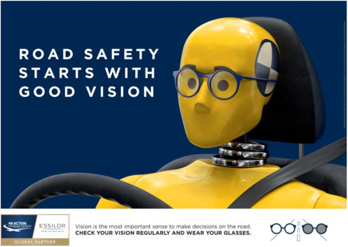 Essilor Road Safety
