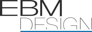 EBM DESIGN Logo