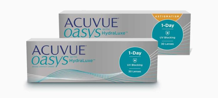 ACUVUE OASYS® 1-Day