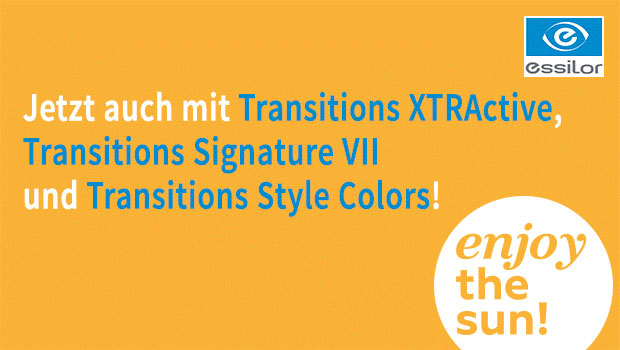Essilor SunAktion Transitions