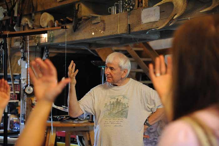 Anlässlich des diesjährigen Sommerfests am Samstag, dem 16. Juni ab 18 Uhr wird Prof. Lingelbach über größere und kleinere Neuerungen berichten.