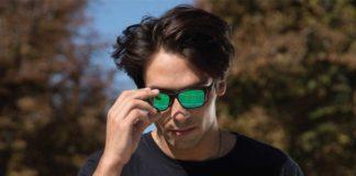 Ultraleichte Fassungen mit polarisierenden Magnetclips