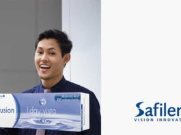 Fusion 1 day Vista – die erste Kontaktlinse gegen asthenopische Beschwerden