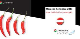 Menicon bietet im Herbst 2018 Seminare auch im Raum Wien an