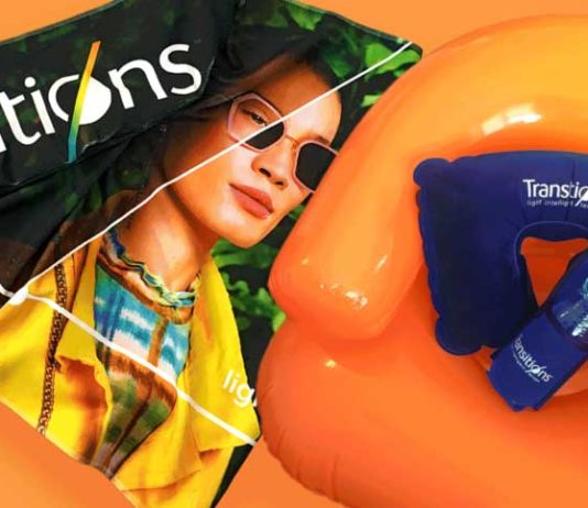 So cool kann Sommer sein: Transitions Hot Days