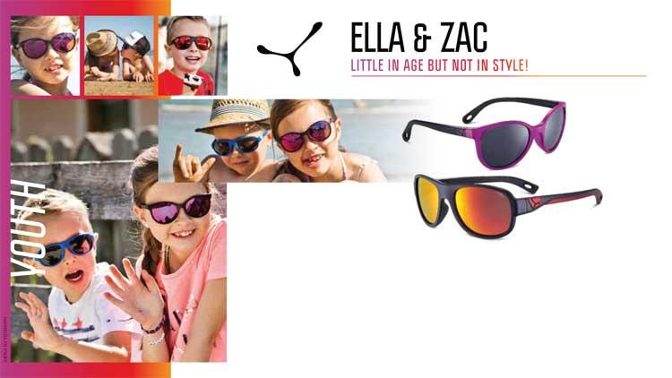 ELLA & ZAC – LITTLE IN AGE BUT NOT IN STYLE!