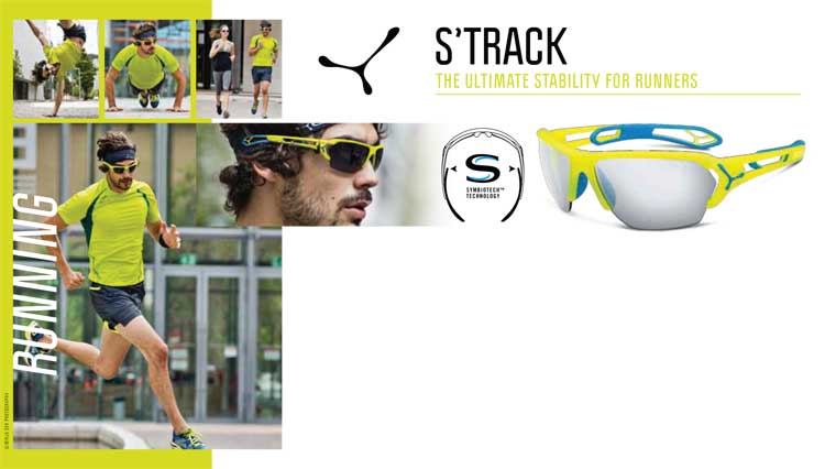 S'TRACK – THE ULTIMATE STABILITY FOR RUNNERS
