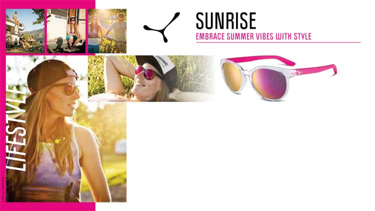 SUNRISE – EMBRACE SUMMER VIBES WITH STYLE