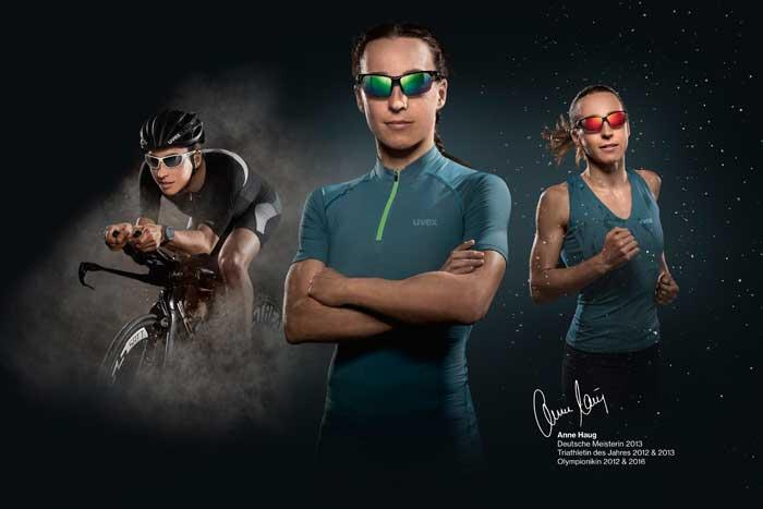 Rupp+Hubrach bietet mit der Reebok Sportbrillenkollektion und deruvex sportstyle RXLösungen für Freizeit- und Profisportler.