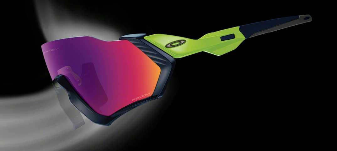 Ideal für Radsportler: die innovative Oakley Flight Jacket - optikum ...